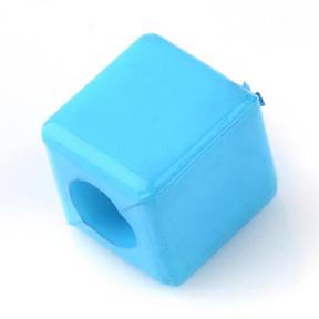 Cube Beads (blue)